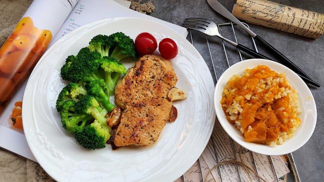 #硬核菜谱制作人#香煎鸡胸肉的做法