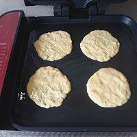葱花玉米面饼的做法图解7
