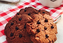 趣多多巧克力豆饼干的做法