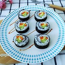 紫菜包饭#单挑夏天#