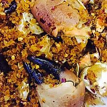 面包蟹-避风塘炒蟹