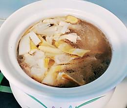 竹笋鲜鸭汤——清甜鲜香的做法