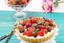 奶油水果塔#美的烤箱菜谱#的做法