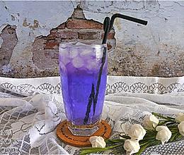 #夏日消暑,非它莫属#梦幻星空饮料的做法
