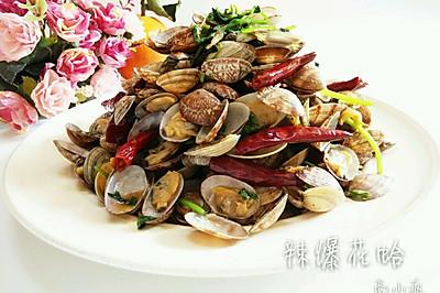 辣爆花蛤#浪漫樱花季#