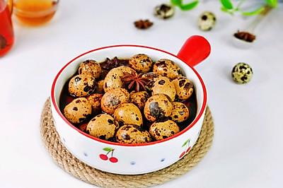 红茶卤鹌鹑蛋&香浓入味无敌好吃
