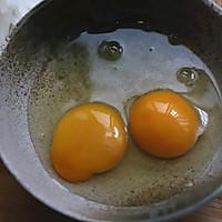 水萝卜炒蛋的做法图解3