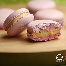 蓝莓香草马卡龙-长帝行业首款3.5版电烤箱CKTF-32GS