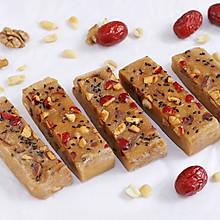 红豆薏仁茯苓糯米糕
