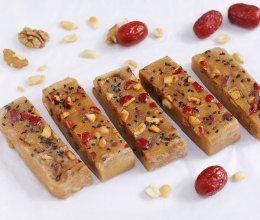 红豆薏仁茯苓糯米糕的做法