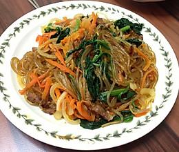 韩式炒杂菜的做法