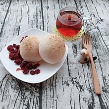 蔓越莓奶香麻薯