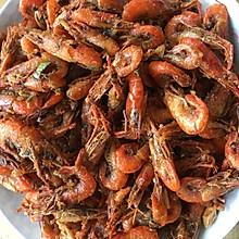煎饼卷河虾
