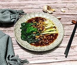 超下饭的蚝油菜心的做法