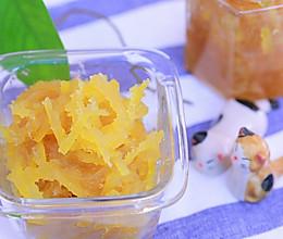 冰糖柚子皮 宝宝辅食食谱的做法
