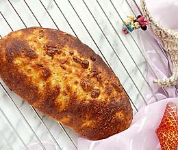 #安佳马苏里拉芝士挑战赛# 天然酵种土豆乳酪香葱面包的做法