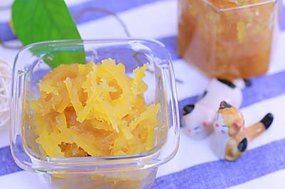 冰糖柚子皮 宝宝辅食食谱
