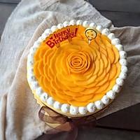 芒果千层蛋糕#有颜值的实力派#