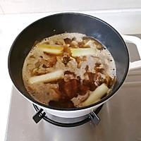 #父亲节,给老爸做道菜#胡萝卜土豆炖牛腩的做法图解10