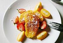 10min改造馒头—蛋奶香吐司的做法