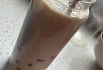 自制焦糖普洱奶茶的做法