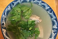 秋季温补西洋参炖老鸭汤的做法
