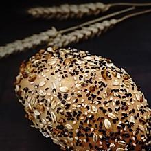 芝士杂粮面包