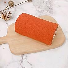 红丝绒蛋糕卷#好吃不上火#