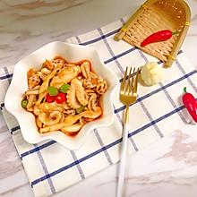 #520,美食撩动TA的心!#冰镇捞汁小海鲜