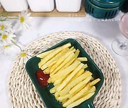 #夏日撩人滋味#炸薯条制作全过程的做法