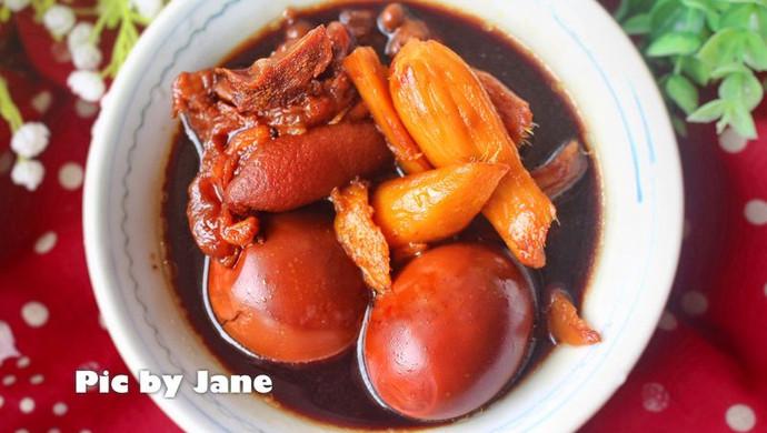 猪脚姜醋蛋#每道菜都是一台时光机#