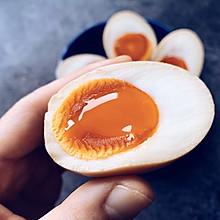 #换着花样吃早餐#日式溏心蛋