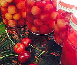 自制樱桃罐头的做法