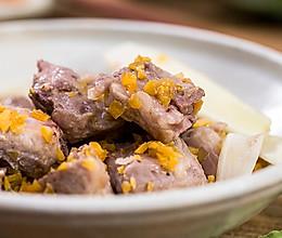 酸梅蒸排骨|美食台的做法