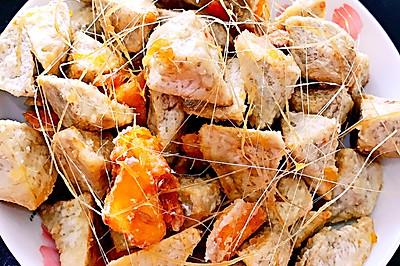 拔丝芋头➕红薯