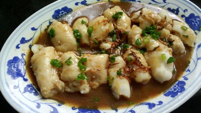 豆果优食汇清蒸龙利鱼卷的做法
