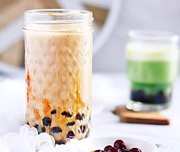 黑糖珍珠奶茶(附珍珠做法)的做法