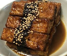 #肉食主义狂欢#照烧豆腐的做法