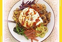 大米饭换一种吃法-韩式拌饭的做法