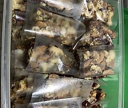 补气养血安神的红枣核桃糕的做法