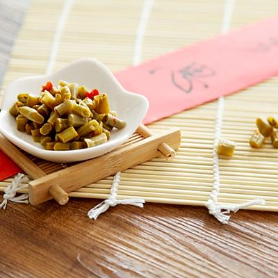 酸豆角-湖南特色美食