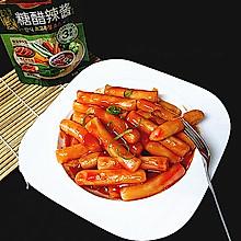 韩国辣年糕#盛年锦实·忆年味#
