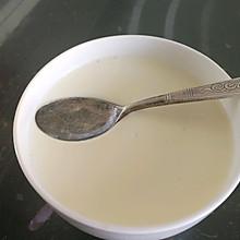 小白易学微波炉版姜撞奶