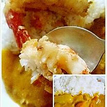 咖喱饭&炸虾咖喱饭