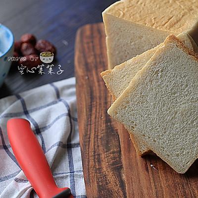 【中种酸奶蛋白吐司】——上瘾面包系列