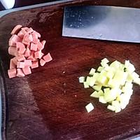 番茄燜飯的做法圖解2