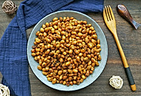 麻辣香酥黄豆的做法