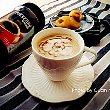 #变身咖啡大师之卡布奇诺