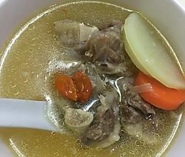 牛尾汤和红烧牛尾的做法