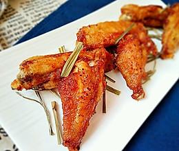 泰式香茅单骨鸡翅的做法